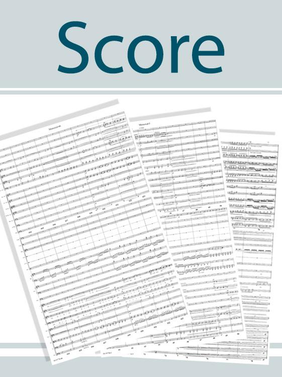 Amazing Love! - Full Score