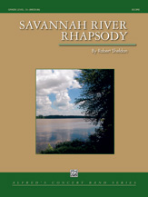 Savannah River Rhapsody-Score-Full