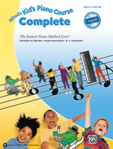 Kid's Piano Course Complete