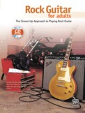 Rock Guitar For Adults (Bk/Cd)