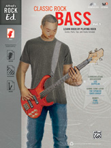 Classic Rock Bass Vol 1
