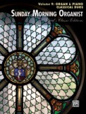Sunday Morning Organist Vol 9