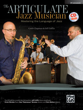 Articulate Jazz Musician (Bk/Cd)