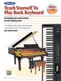 Teach Yourself To Play Rock Keyboard