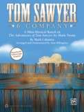 Tom Sawyer & Company (Bk/Cd)