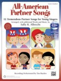 All-American Partner Songs (Bk/Cd)