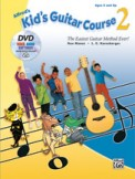 Kid's Guitar Course Bk 2 (Bk/Dvd)