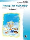 Famous and Fun Jewish Songs Bk 2