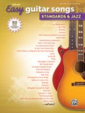Easy Guitar Songs: Standards Jazz