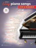 Easy Piano Songs Love & Romance