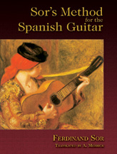 Sor's Method For The Spanish Guitar