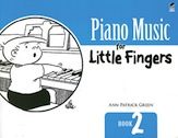 Piano Music For Little Fingers Bk 2