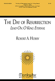 Day of Resurrection Lead On O King Etern