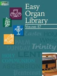 EASY ORGAN LIBRARY VOL 57