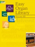 Easy Organ Library Vol 60
