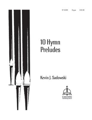 10 HYMN PRELUDES