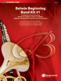 Belwin Beginning Band Kit #1 (W/Cd)