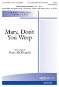 Mary Don't You Weep