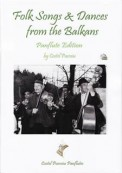 Folk Songs & Dances From The Balkans