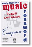 Music Crosswords Puzzels and Games Compo