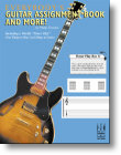 Everybody's Guitar Assignment Book